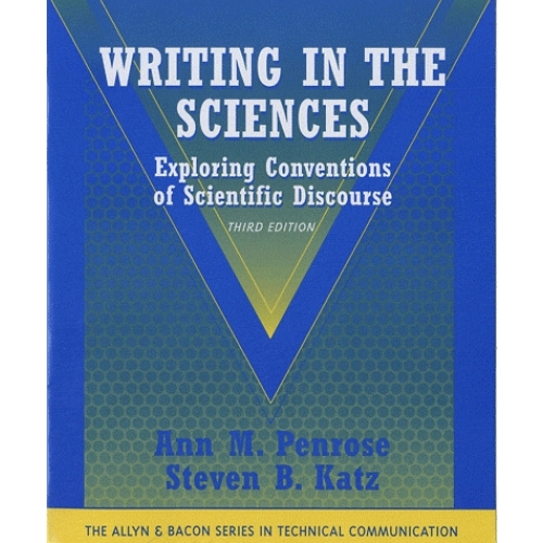 Writing in the Sciences - Exploring Conventions of Scientific Discourse