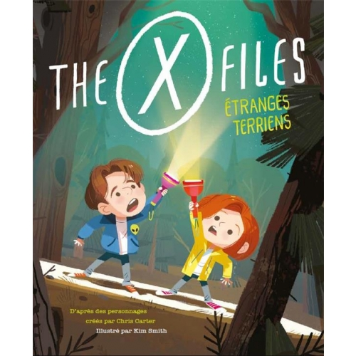 The X-Files - Etranges terriens