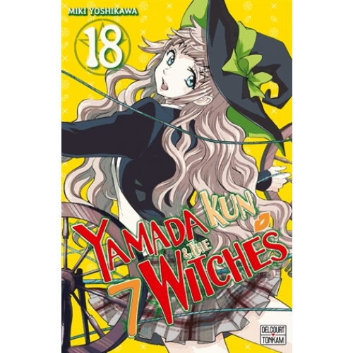 Yamada Kun & the 7 Witches Tome 18
