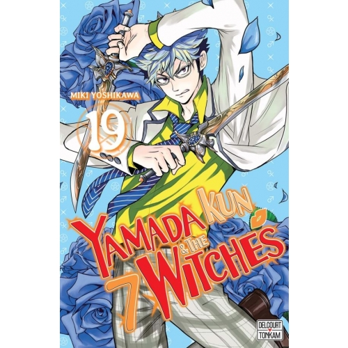 Yamada Kun & the 7 Witches Tome 19