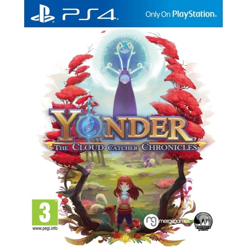 Yonder : The Cloud Catcher Chronicles