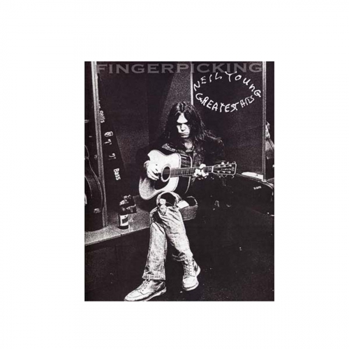Neil Young Greatest hits Fingerpicking