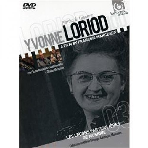 YVONNE LORIOD BEETHOVEN ,MESSIAEN, MOZART