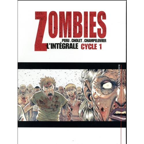 Zombies Intégrale Tome 1