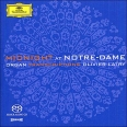 MIDNIGHT AT NOTRE-DAME (TRANSCRIPTIONS POUR ORGUE)