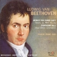 BEETHOVEN OEUVRES POUR DUO DE PIANO