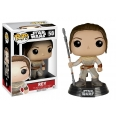 Rey -  Star Wars Episode VII - Figurine Funko POP n°58