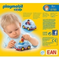 Voiture cabriolet - Playmobil 1 2 3 - 6790