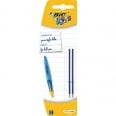2 recharges pour stylo à bille Learner ball - Bic Kids
