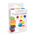 3 colorants artificiels en poudre - Scrapcooking