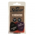 Shiver - 12 médiators nylon mix pack