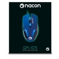 GM-105 BLEU - SOURIS GAMING - NACON