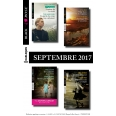 8 romans Black Rose + 1 gratuit (nº443 à 446 - Septembre 2017)