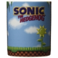 Sonic - Mug Porcelaine Green Hills Level