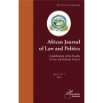African Journal of Law and Politics