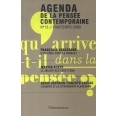 Agenda de la pensée contemporaine N° 3, Printemps 2009
