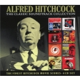 ALFRED HITCHCOCK THE CLASSIC SOUNDTRACK COLLECTION