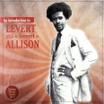 AN INTRODUCTION TO LEVERT ALLISON / SOUTHERN SOUNDS SERIE