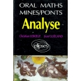 ANALYSE. Oral maths Mines-Ponts