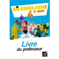 Anglais 4e Cycle 4 A2 So English! - Livre du professeur