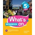 Anglais 5e Cycle 4 What's on... - Workbook