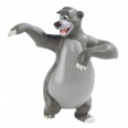 Figurine Le Livre De La Jungle Disney - Baloo - 8 cm