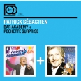 Coffret 2 CD - Patrick Sébastien - Bar Academy/Pochette Surprise