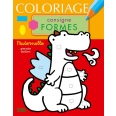 Coloriage consignes formes - Maternelle grande section