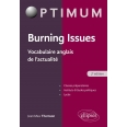 Burning Issues - Vocabulaire anglais de l'actualité