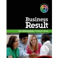 Business Result - Pre-intermediate Student's Book