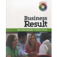 Business Result Pre-intermediate - Teacher's Book