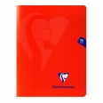 Cahier Mimesys rouge - 17 x 22 cm - 96 pages Seyes