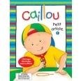 Caillou petit artiste - Tome 1