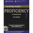 Cambridge English Proficiency 1 for Updated Exam with Answers