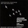 CANTATES POUR L'ASCENSION BWV 11, BWV37, BWV43 & BWV128
