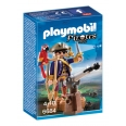 Capitaine pirate avec canon - Playmobil - 6684