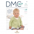 Catalogue DMC tricot - n°06 Baby Knitting