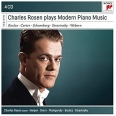 CHARLES ROSEN PLAYS MODERN PIANO MUSIC