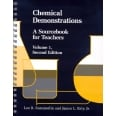 CHEMICAL DEMONSTRATIONS. Volume 1, A Sourcebook for Teachers, Second Edition
