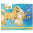 Cheval style - Golden star