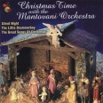 CHRISTMAS TIME WITH THE MANTOVANI ORCHESTRA