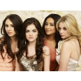 COFFRET PRETTY LITTLE LIARS, SAISONS 1 A 6