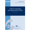 Collective Bargaining and Employement in Europe 2001-2002