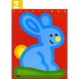 Coloriage 2 ans - Lapin