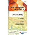 Combourg - 1/50 000
