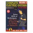 Complete electric guitars volume 2 - CD et DVD