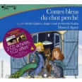 Contes bleus du chat perché - CD audio