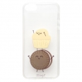 Coque transparente iPhone 5/5S - Cookie