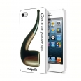 Coque Iphone 5 - Magritte - «Ceci n'est pas une pipe»