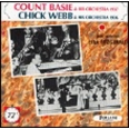 COUNT BASIE & HIS ORCHESTRA 1937-CHICK WEBB & HIS ORCHESTRA 1936